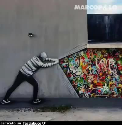Artisti di strada / murales