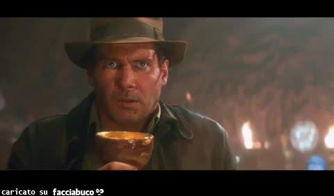 Indiana Jones password santo graal